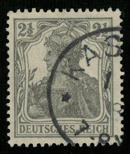 Reich, Germany,2 1/2p, MC #98 (3900-T)