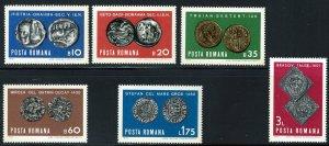 Romania (1970) #2168-73 MNH