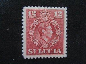 St. Lucia #142 Mint Hinged WDWPhilatelic (H6L7)