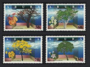Aruba Trees 4v SG#212-215