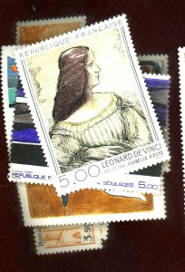 FRANCE #1995-9 2003-7 MINT VF OG NH Cat $16