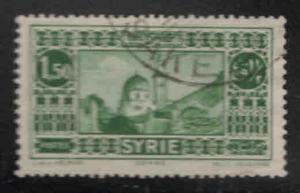Syria Scott 219 Used stamp 1932