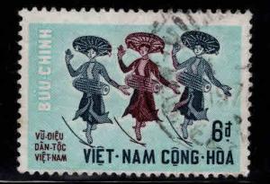 Vietnam Scott 386 Used stamp