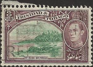 TRINIDAD AND TOAGO - #52 - Used - SCV-1.00