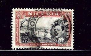 Nigeria 64 Used 1938 issue