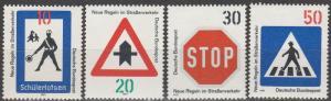 Germany #1055-8  MNH  (S9123)