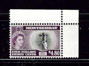 Montserrat 149 MNH 1958 issue