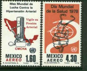 MEXICO C559-C560 World Health Day and Hypertension MNH