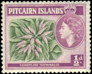 Pitcairn Islands #20 MNH