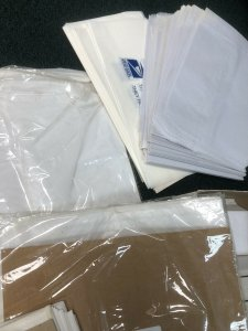 Assortment Of Glassine Envelopes   2000+