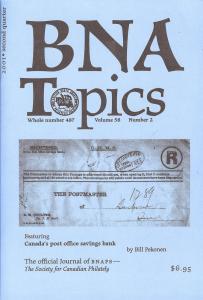 BNA Topics, Whole No. 487, Vol. 58, No. 2, Second Quarter...