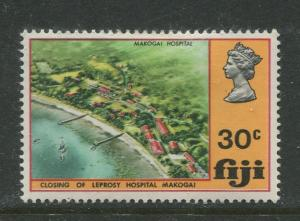 Fiji - Scott 292 - General Issue 1970 - MH - Single 30c Stamp