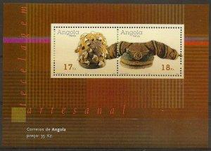 2001 Angola 1654-55/B98 Headgears