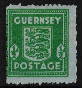 Guernsey Scott N4 Mint never hinged.