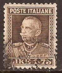 Italy  #  193  used