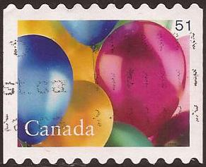 Canada - Scott# (050 - used booklet single) 2146 (2006) V...