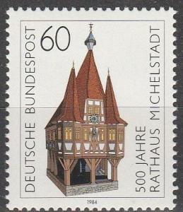 Germany #1412   MNH  (S8972)