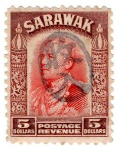 (I.B) Sarawak Revenue : Japanese Occupation OP $5