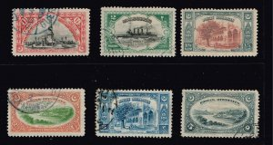 TURKEY STAMP COLLECTION LOT  #J3T4