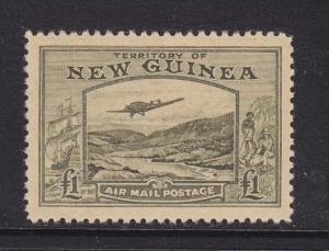 New Guinea Scott # C59 XF OG mint never hinged nice color cv $ 160 ! see pic !
