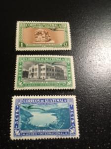 Guatemala sc C111-C113 MH