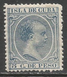 CUBA 146 MOG PELON E22-2