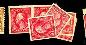 482 (8) MINT F-VF OG 4 NH 4 LH Cat $18