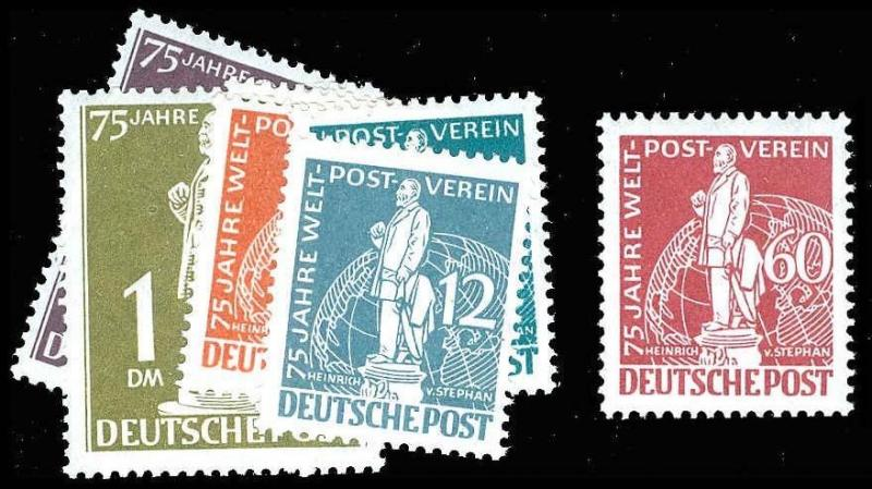 BERLIN 9N35-41  Mint (ID # 73432)
