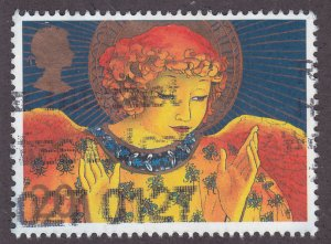 Great Britain 1834 Christmas Angels 1998