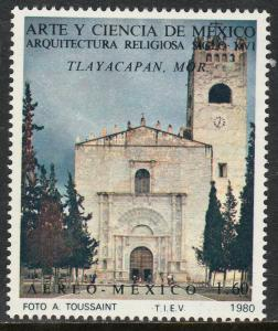 MEXICO C629,  Art and Science (Series 8) MINT, NH. F-VF.