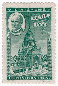(I.B) France Cinderella : Exposition Universelle 1900 (United States of America)
