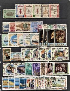 STAMP STATION PERTH Dubai #47 Mint / Used Stamps - Unchecked
