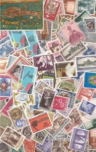 Vatican - Stamp Collection - 500 Different Stamps