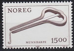 Norway 804 MNH (1982)