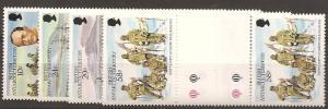 British Antarctic Territory 137-40 1987 Scott G/P NH