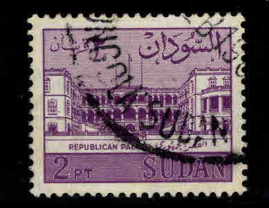 SUDAN Scott 149 Used