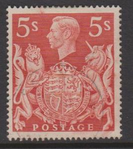 Great Britain Sc#250 Used