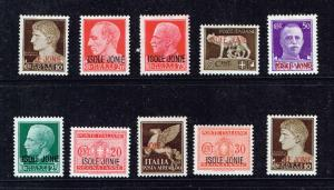 ITALY STAMP  COLLECTION LOT #W1