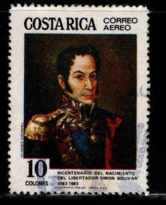 Costa Rica Scott C907 used  Airmail