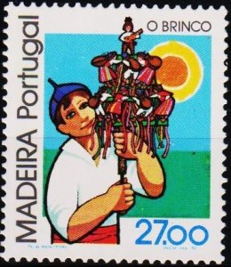 Portugal(Madeira). 1982 27e S.G.201 Unmounted Mint