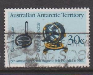 Australia Sc#L58 Used