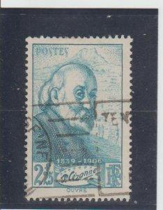 France  Scott#  370  Used  (1939 Paul Cezanne)