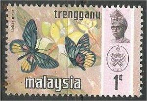 TRENGGANU, 1971, MH 1c, Butterfly Scott 96