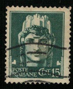 1949, Italy, 15 Cent, SC #216 (Т-9357)