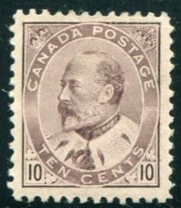 Canada #93  Mint  VF    - Lakeshore P...