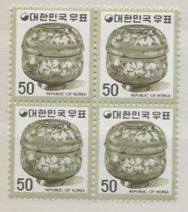 South Korea 964 nh Blk/4