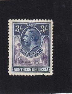 Northern Rhodesia: Sc #13, MH (36215)