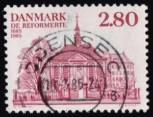 Denmark #769 Gothersgade Reformed Church; Used (0.50)