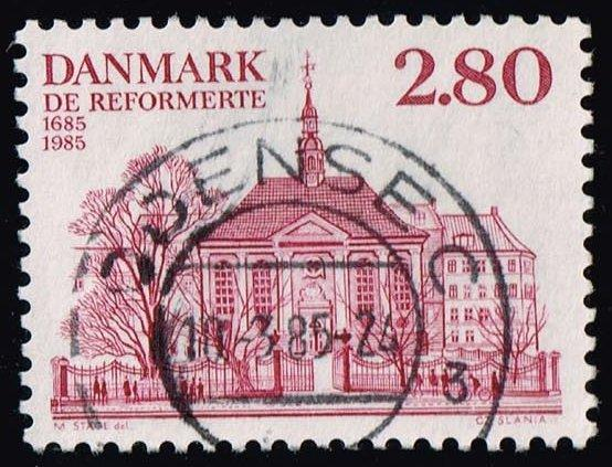 Denmark #769 Gothersgade Reformed Church; Used (0.50)