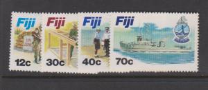 Fiji Sc#462-465 MLH